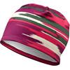 asics Logo Beanie impulse cosmo pink